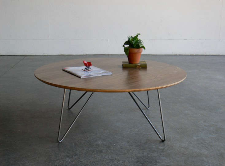 Mid Century Modern Inspired Coffee Table Remodelista