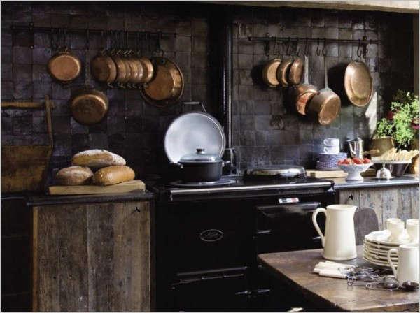 copper-pots-black-walls-remodelista