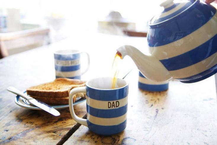 cornishware-dad-cup