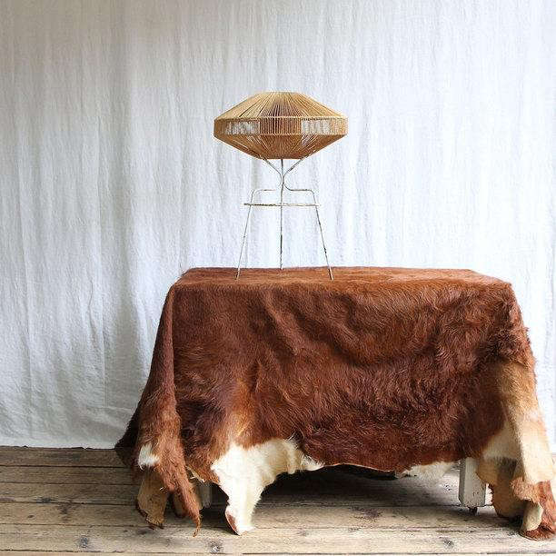 cowhide-rug-table-covering