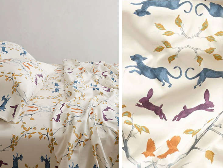 creature hideawy sheet set