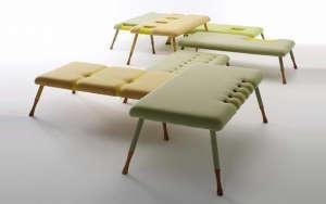 Ditte Hammerstrøm Danish Lounge Chair | Remodelista