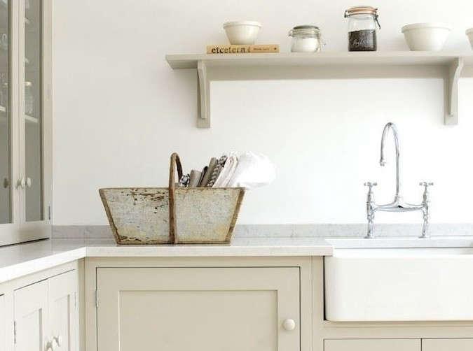 Devol Shaker Kitchen Counter Remodelista