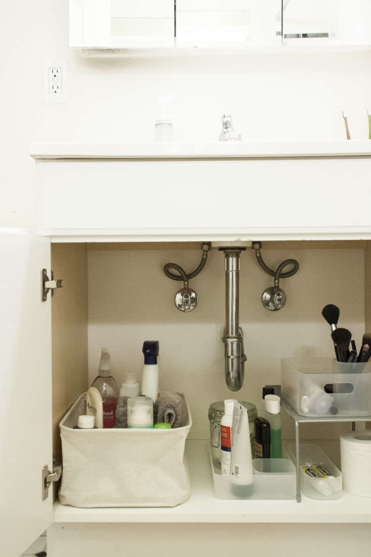 5 Tips For Under The Sink Organization Remodelista