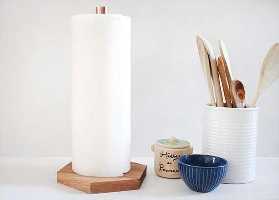 diy-copper-wood-paper-towel-holder-1