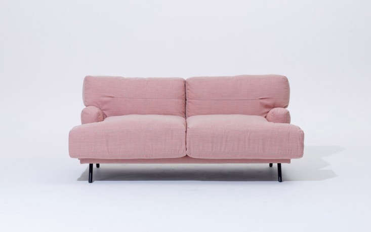 10 Favorites The Romance Of The Pink Sofa Remodelista