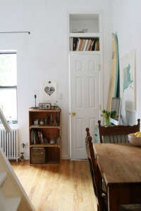 erin boyle's tiny apartment | remodelista