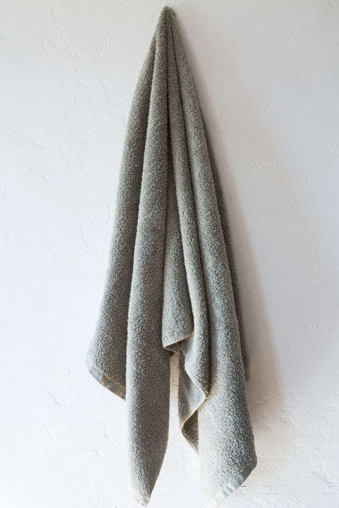 evam-eva-sage-towel-remodelista