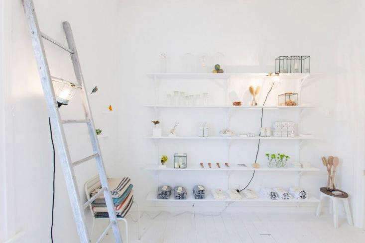 father rabbit limited store, display, remodelista