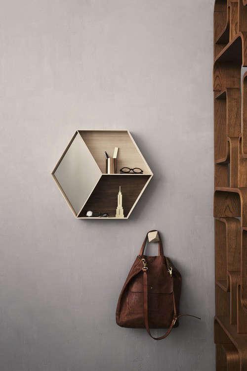 ferm-living-hex-mirror-shelf-remodelista