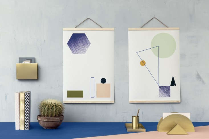 6 Simple Ways To Hang Art Remodelista