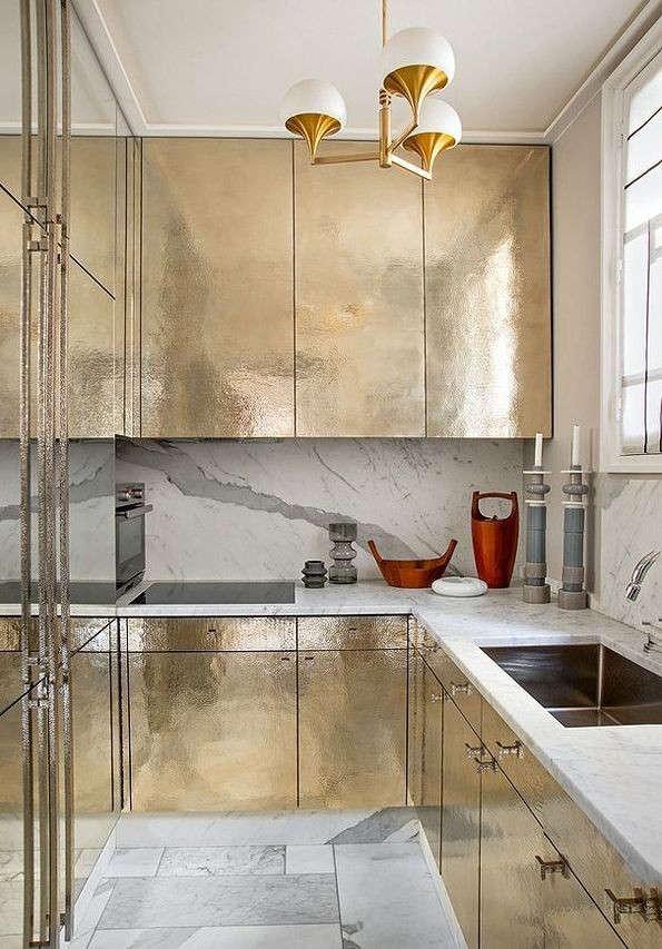 french-metallic-kitchen-remodelista