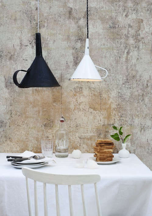 funnel-as-lamp-christine-bauer-remodelista