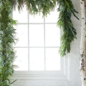 Fir garland | Gardenista