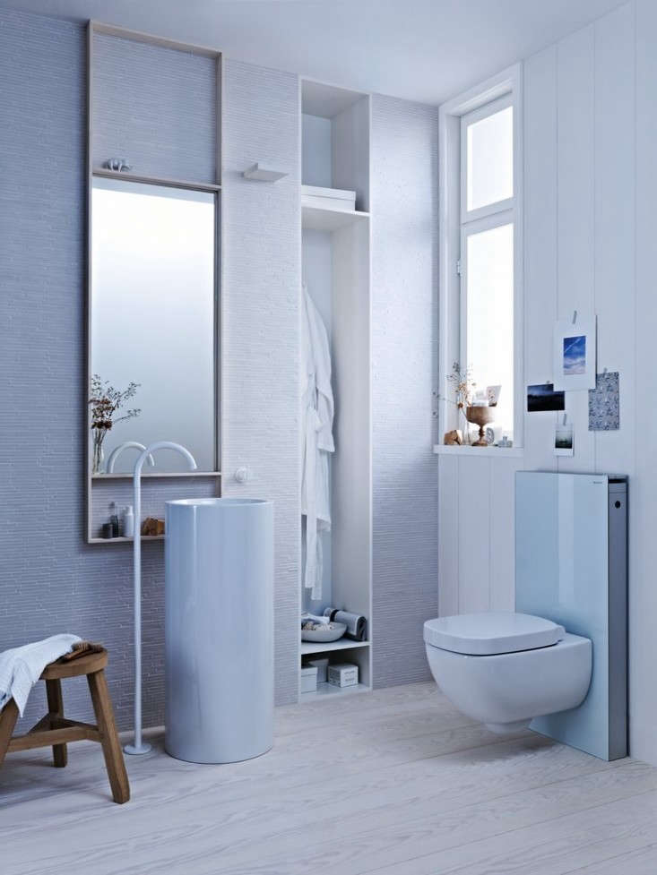 Geberit european toilet systems save water and space for Geberit system
