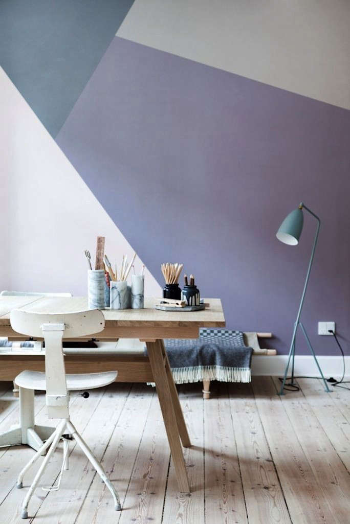 geometry-painted-walls-improvised-life-remodelista