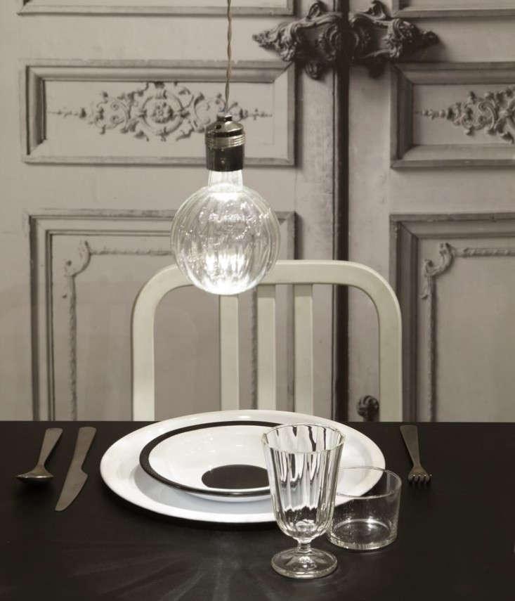 Petit Paris Glass Pendant Light For Sale: Glamorous Pendant Lights From A French Designer: Remodelista