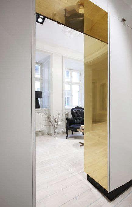 gold-door-frame-remodelista