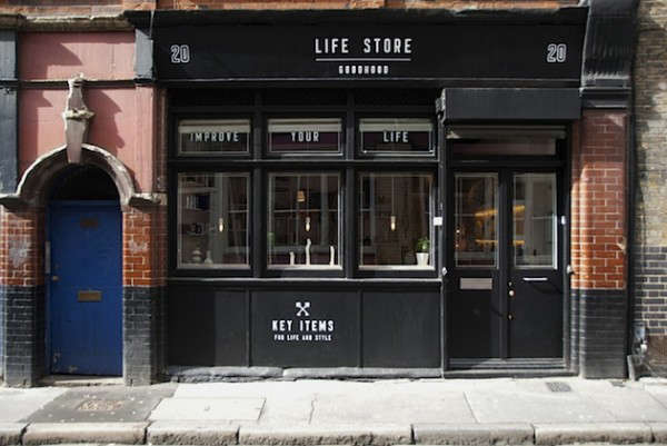 Shopper S Diary Goodhood Lifestore In Hoxton Remodelista