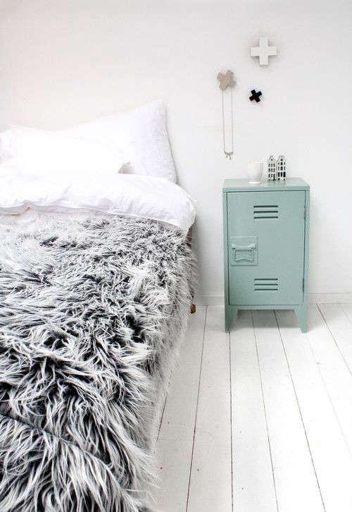 gray-fur-bedspread-remodelista