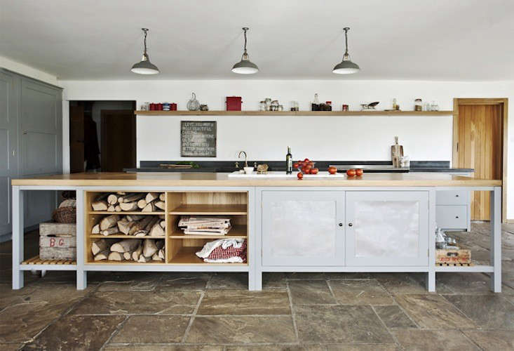Steal This Look A Retro English Kitchen In Hampshire England Remodelista