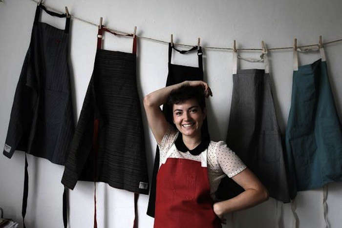 An Apron For Everyone From Hedley Amp Bennett In La Remodelista