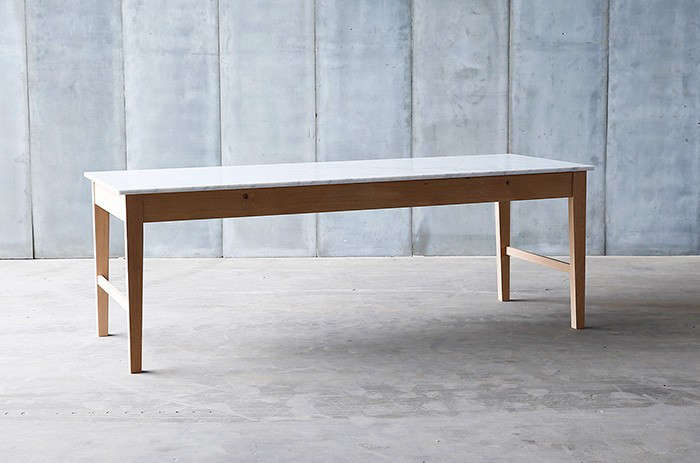 10 Easy Pieces Marble Top Dining Tables Remodelista : heerenhuis marble top table0 700x463 from www.remodelista.com size 700 x 463 jpeg 69kB