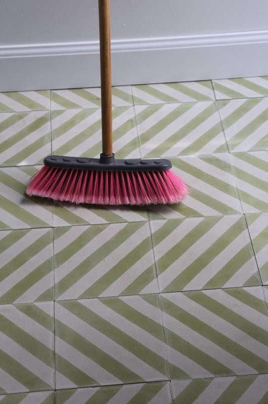 herringbone-chartreuse-tile-1