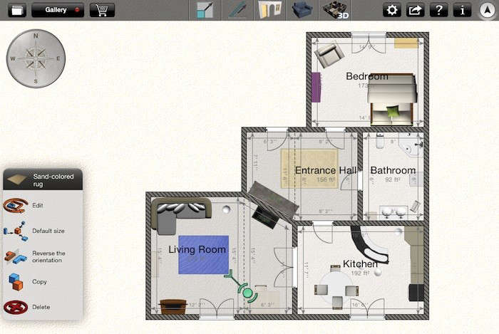 Expert advice the 11 best apps for remodelers remodelista - Design your home app ...