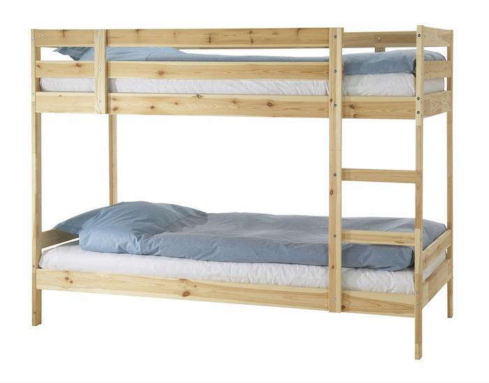 Mydal Bunk Pine Bed Frame