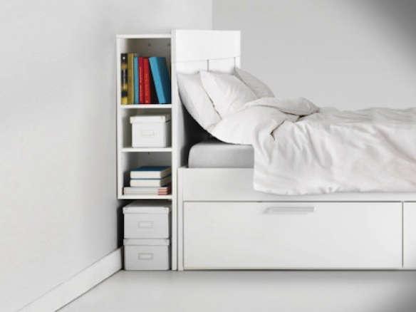 Brimnes Headboard, Ikea Bed Frame With Storage Brimnes