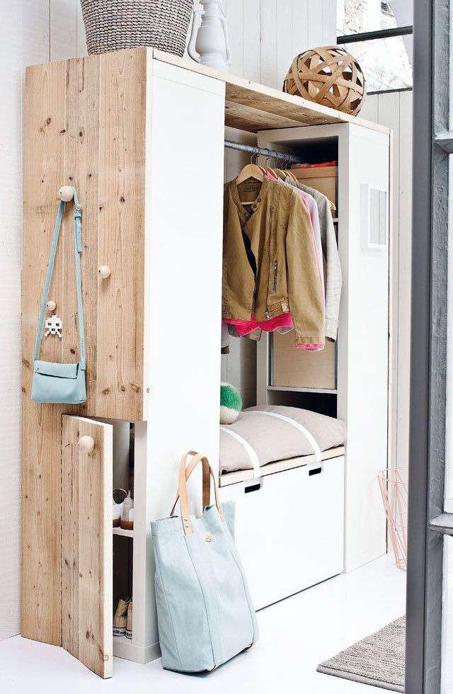 Stuva system remodelista for Ikea diy closet