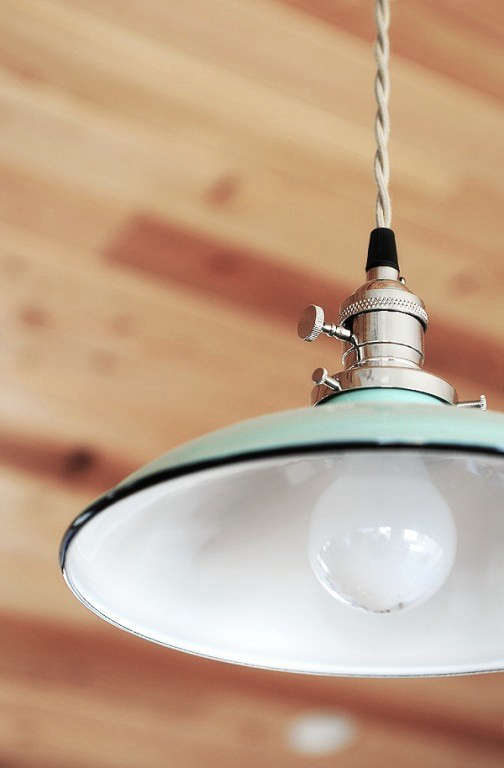 Made In America Classic Porcelain Enameled Lighting From Barn Light Electric Remodelista