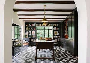Jessica Helgerson Alhambra Kitchen Tile Floor Remodelista