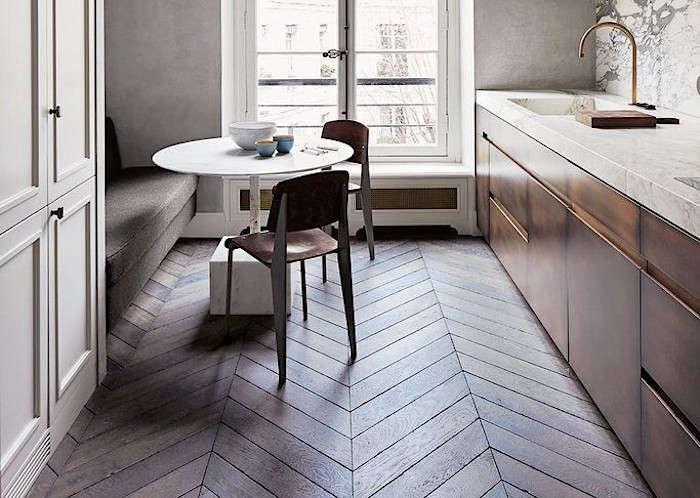 joseph-dirand-paris-Chevron-floors-remodelista