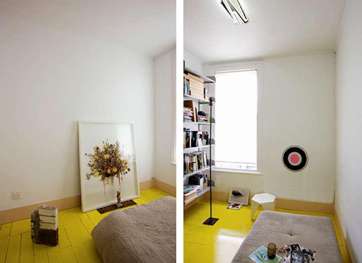 katie-lockhart-yellow-floors-gallerists-apartment-remodelista