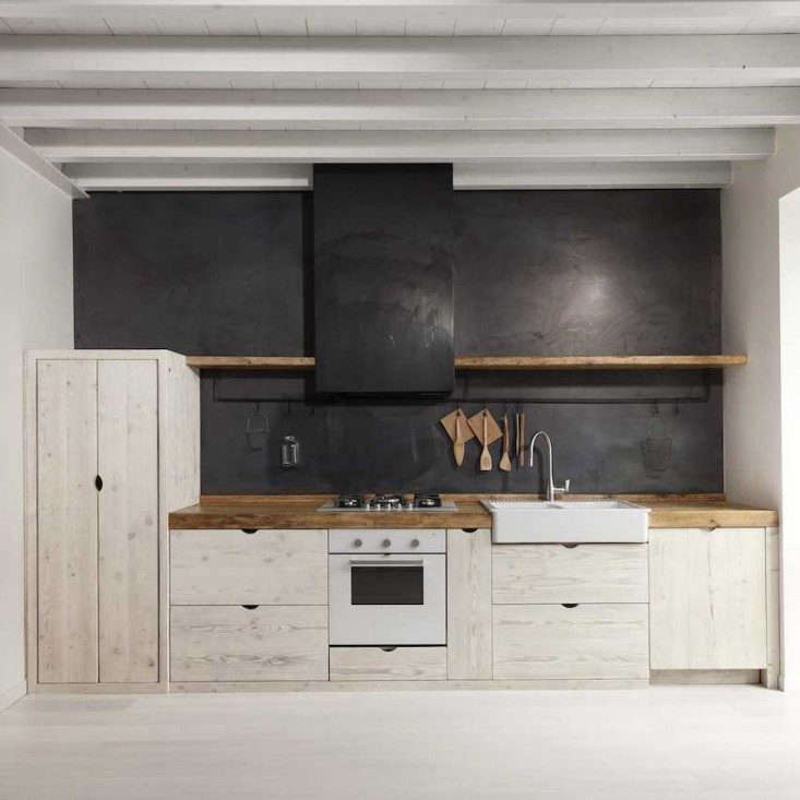 The New Italian Country Kitchen By Katrin Arens, Scrap