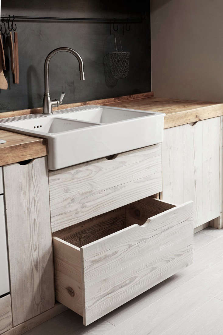 Kitchen Of The Week The New Italian Country Kitchen By Katrin Arens