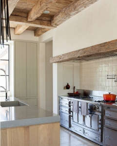 Ken LIndsteadt Kitchen Wood Vent Remodelista