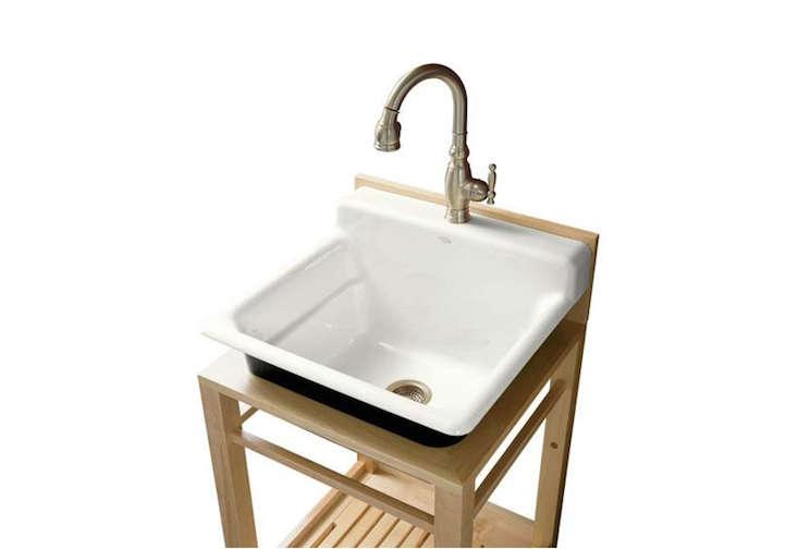 kohler-bayview-utility-sink-white-remodelista