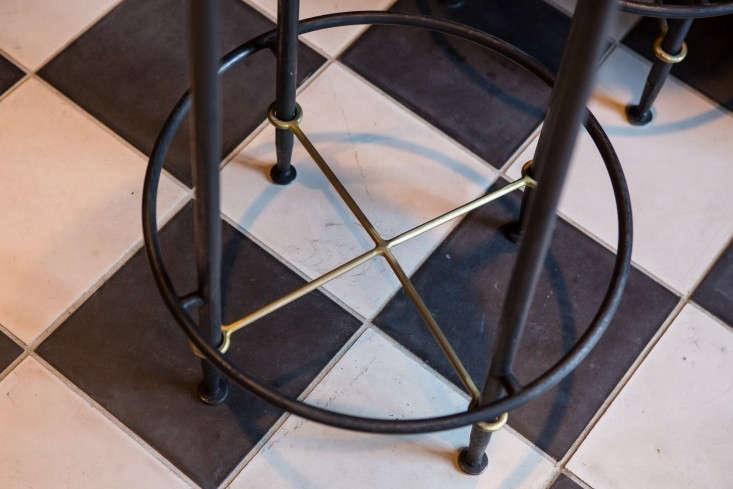 la-chapter-brass-stool-base-remodelista