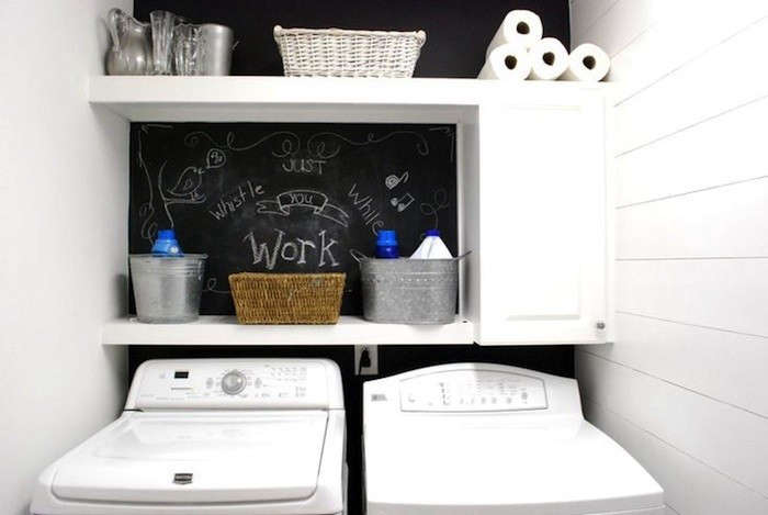 laundry-room-chalkboard-wall