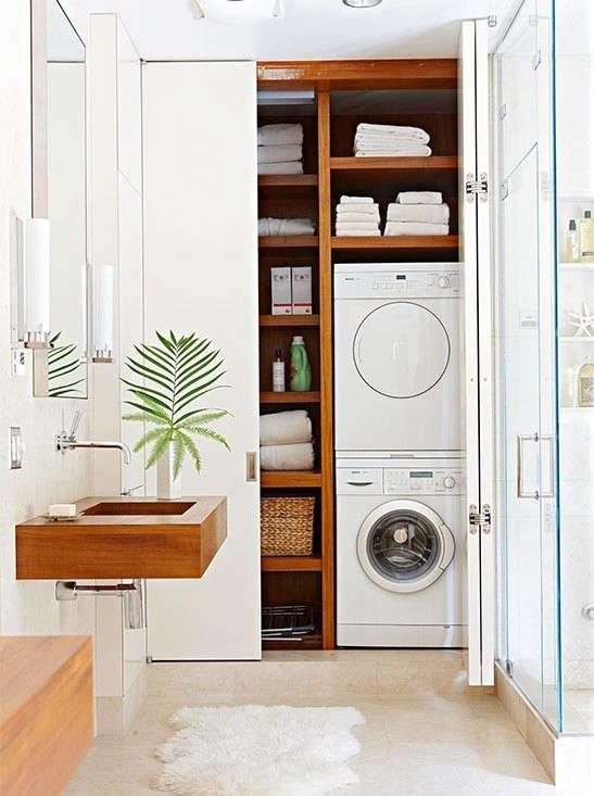 laundry-room-tucked-in-bathroom