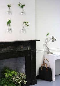 Lazy Living Wall/Gardenista