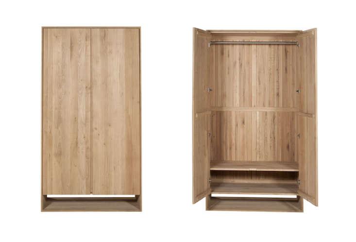 lekker-home-oak-nordic-wardrobe-2-doors-remodelista