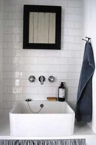 Lilltoan Bath/Remodelista