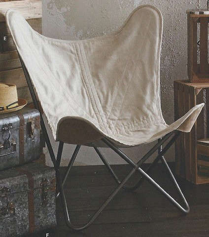 Object Lessons The Classic Butterfly Chair Remodelista – White Leather Butterfly Chair