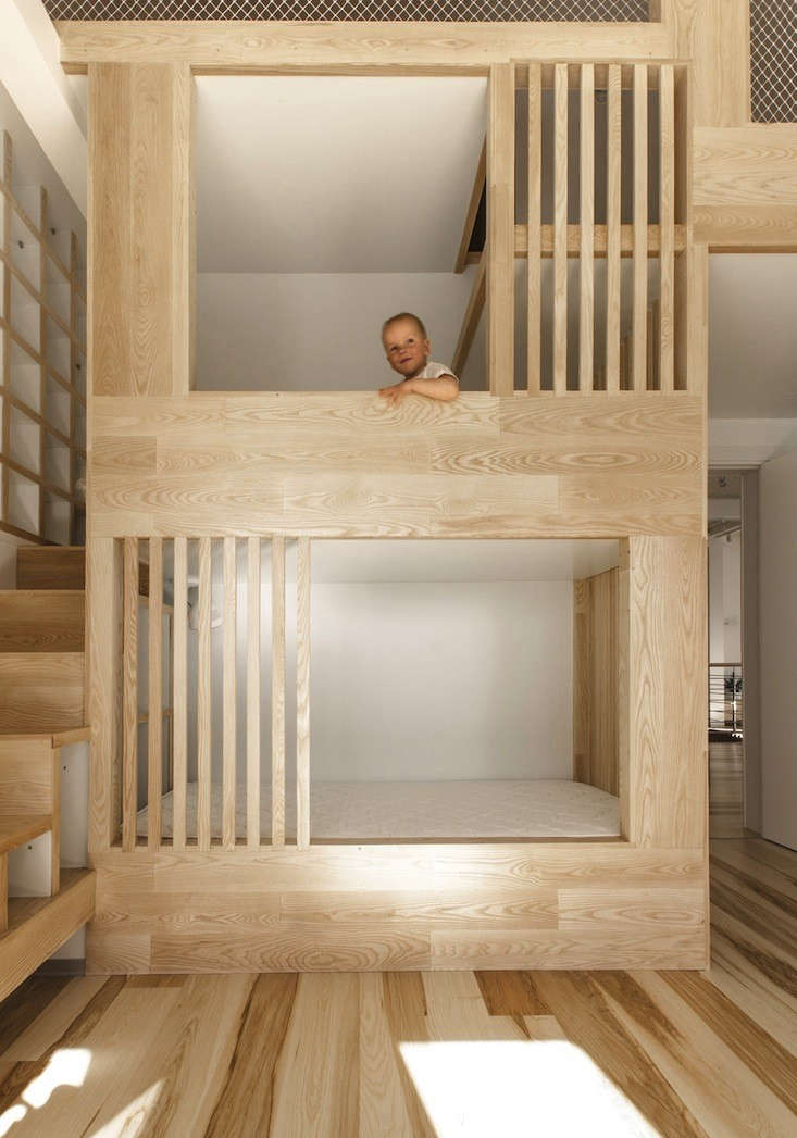 24 Built In Bunk Beds For Summer Sleepovers Remodelista