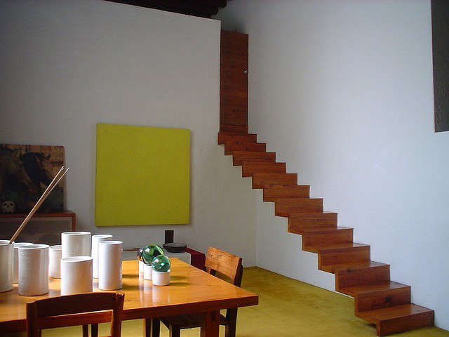 luis-barragan-yellow-floor-remodelista