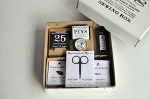 Merchant & Mills Sewing Kit | Remodelista